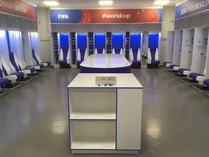 Japan hailed for leaving dressing room, stadium clean after losing to Belgium