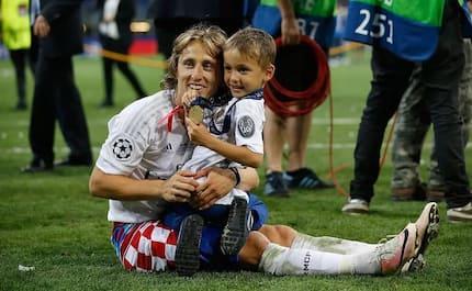 Real Madrid star Luka Modric wins 2018 FIFA Best Award