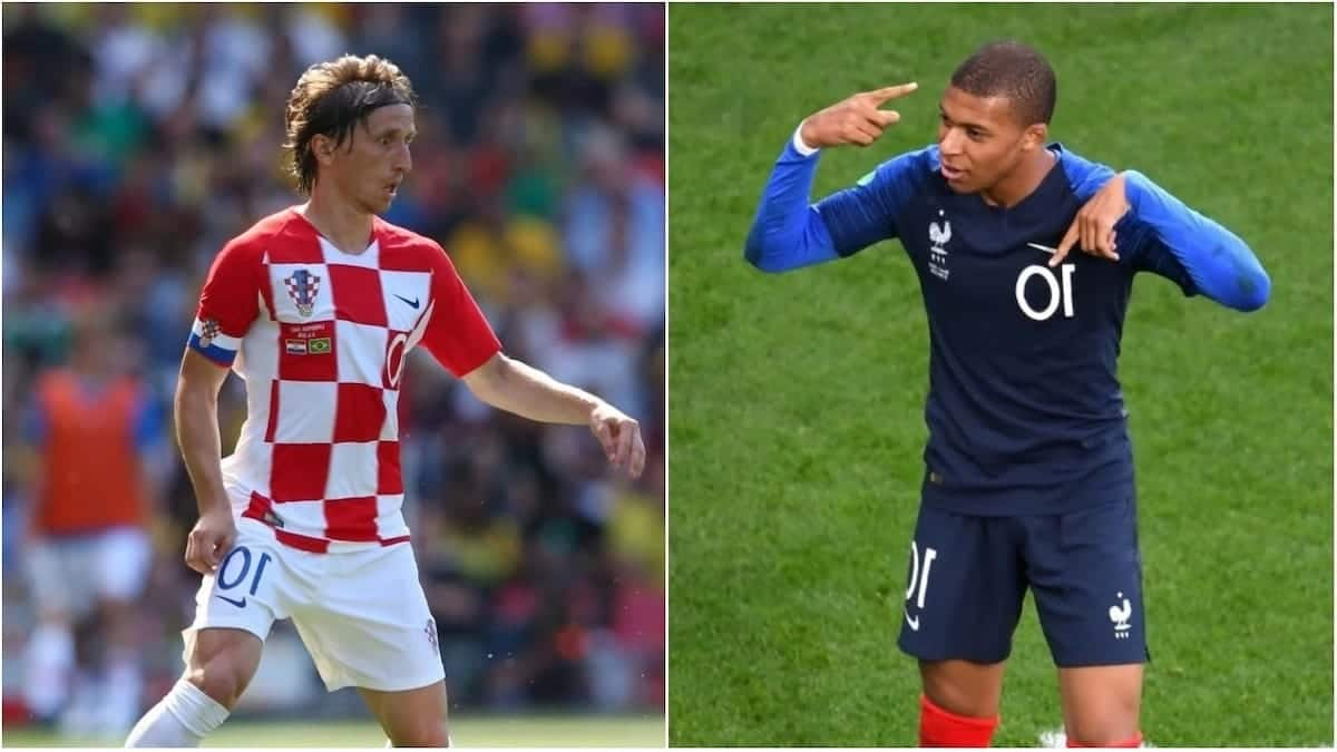Griezmann, Mbappe score to give France a 4-2 victory over Croatia